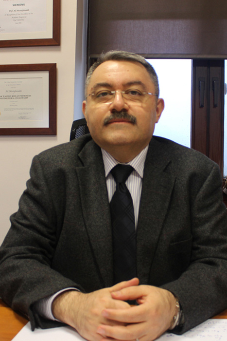 Ali Mostafazadeh