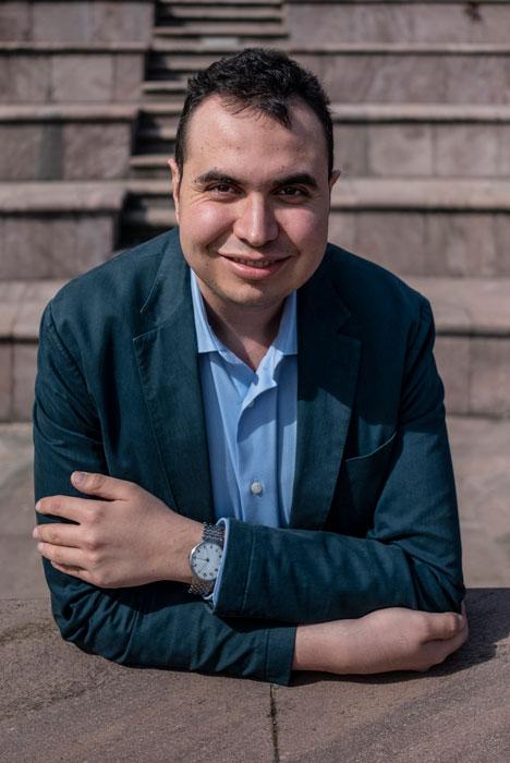 C. Ceyhun Arslan