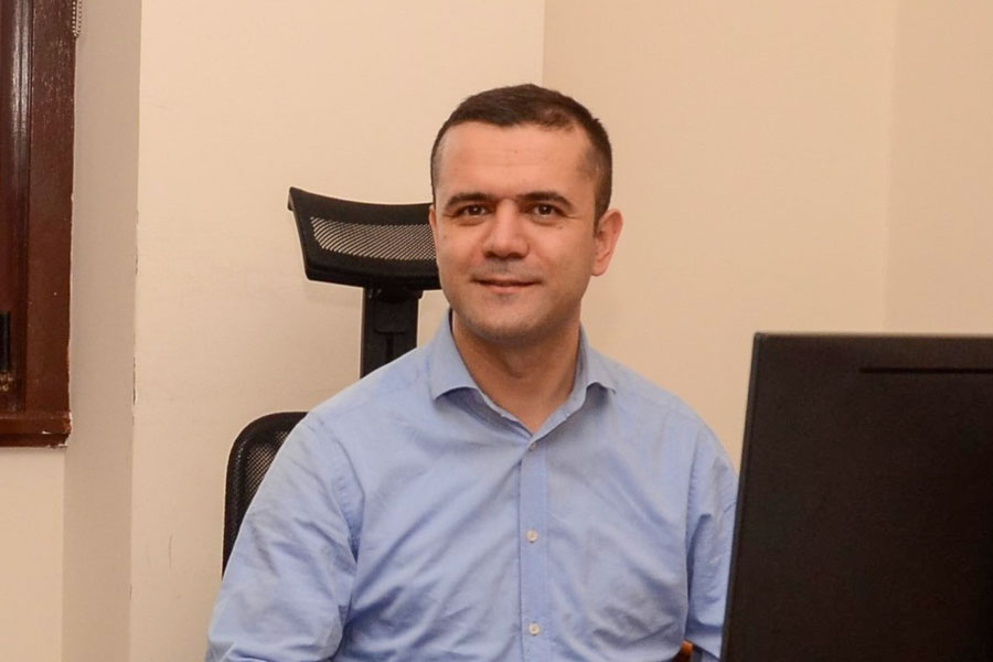 Mehmet Fatih Ulu