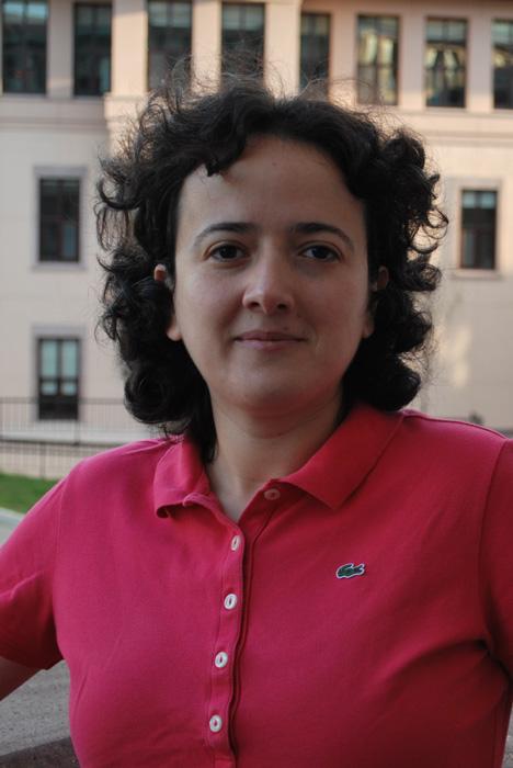 Serap Aksu Ramazanoğlu
